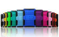 Rugged Kickstand 2 In 1 Hybrid Armor Heavy Duty Case For Apple Mini, Mini 2
