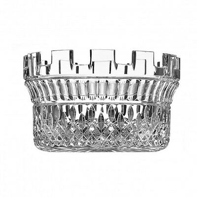 House of Waterford Crystal Lismore Castle Bowl  10in.
