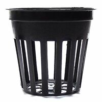 100 2 Inch Net Slit Pots For Hydroponic Aeroponic Use, New, Free Shipping on Sale
