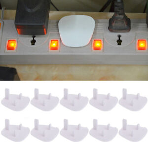 Image Is Loading Uk Plug Socket Covers Baby Safety Child
