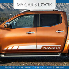 NISSAN NP300 Navara 2016 Seite Streifen Aufkleber Grafik