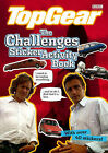 The Challenges Sticker Activity Book by BBC (Paperback, 2008)