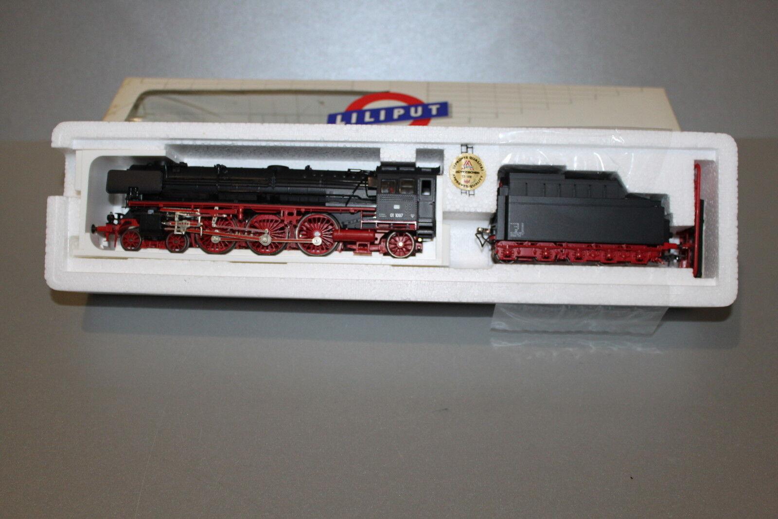 Liliput 10103 Dampflok Baureihe 01 1097 DB Spur H0 OVP