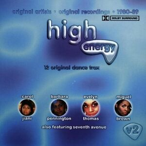 High-Energy-1980-89-Vol-2-incl-Maxis-Evelyn-Thomas-Miguel-Brown-Bar-CD