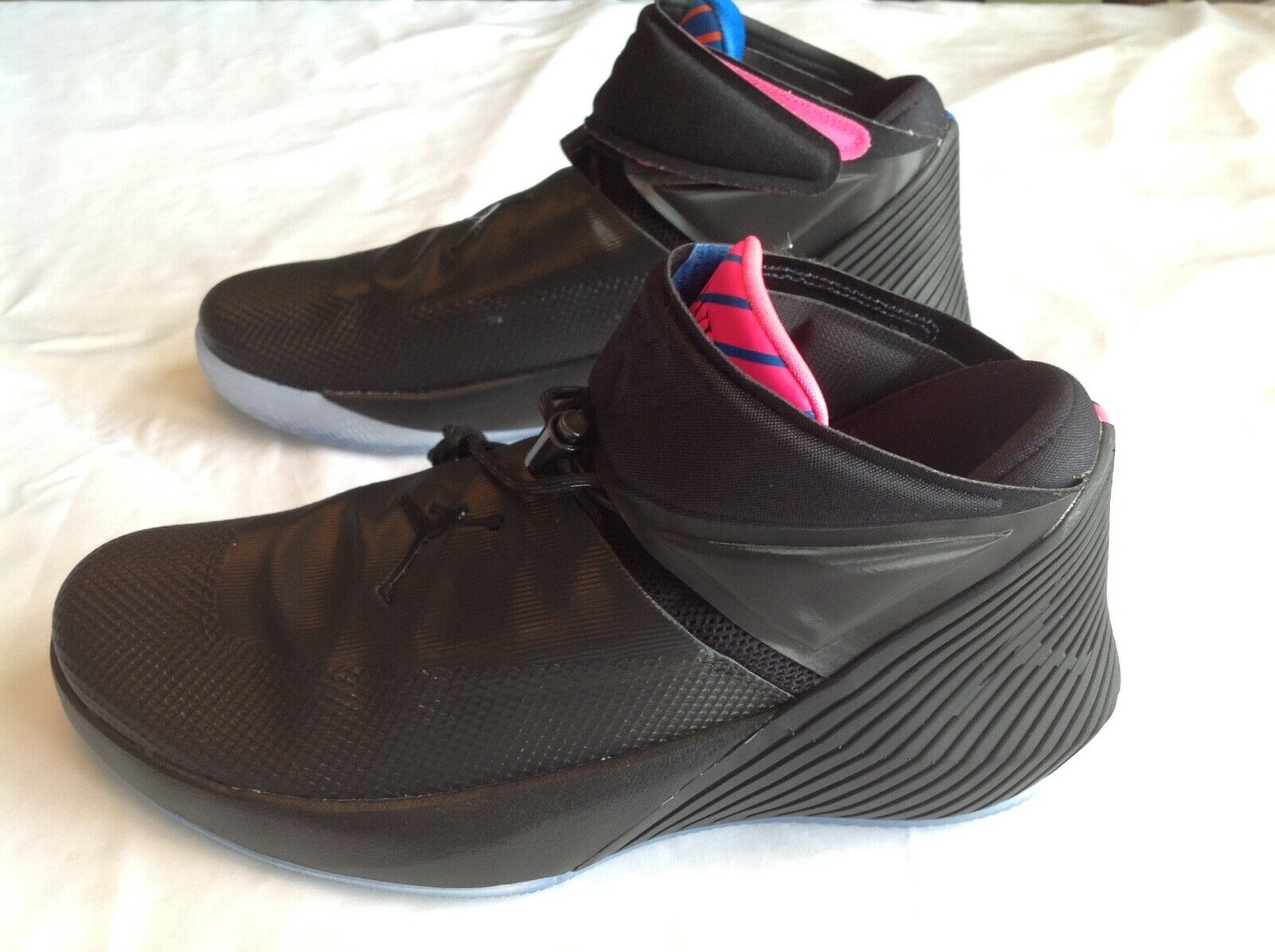 Nike Air Jordan Why Not Zero.1Black Pink AA2510-024 Russell Russell Russell Westbrook Size 12 d482b5