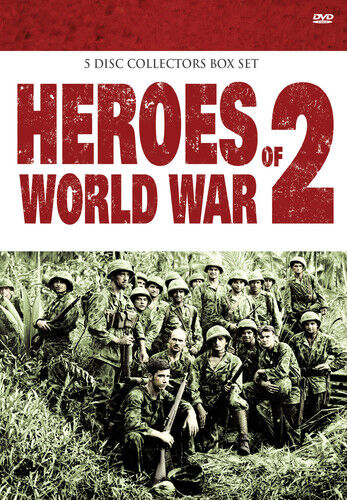 Heroes of WWII DVD (2015) George S. Paton ***NEW***