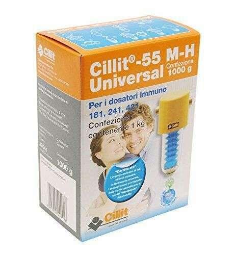 Cillit-55 M-H Uni Polyphosphate Für Immuno 1Kg cod.10041 10041