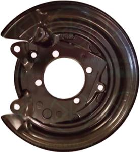 Corolla Estate//Hatch Brake Disc Shield Splash Panel Rear Right