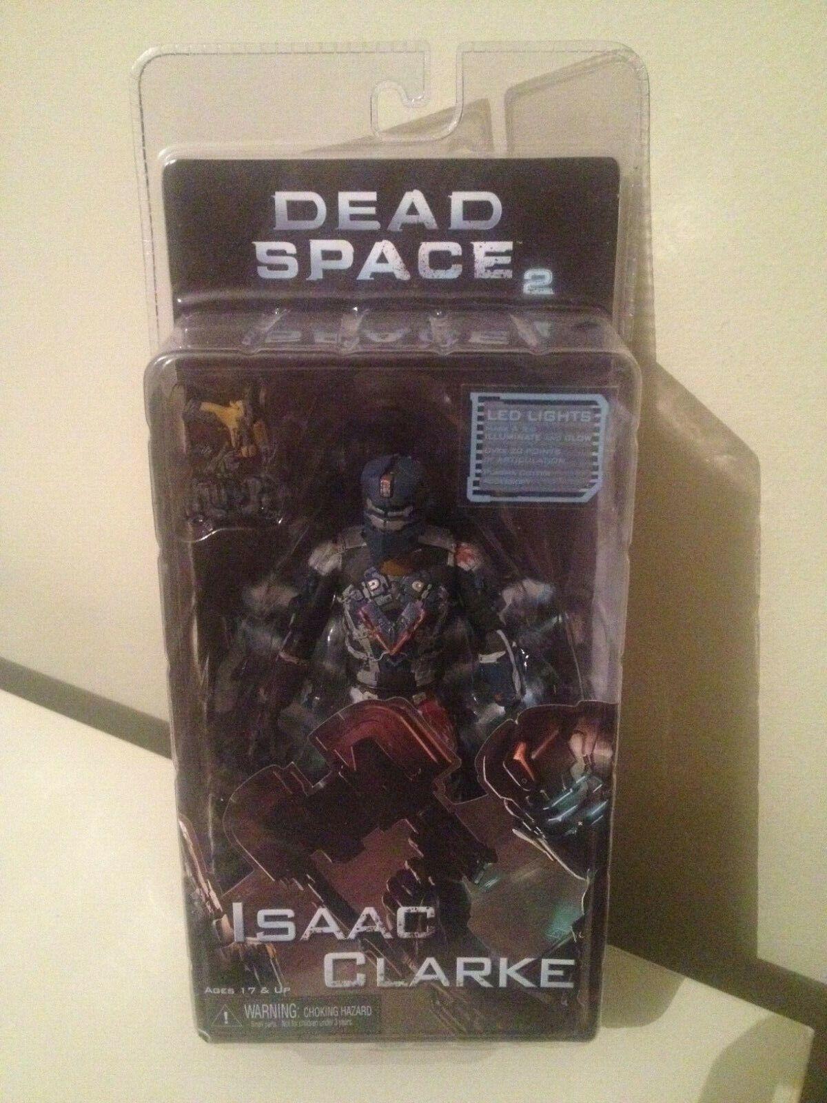 Dead Space 2 Isaac Clarke NECA 2010