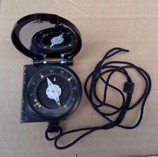 NVA Marschkompass Kompass  Offizier Felddienst Grenze Armee DDR