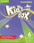 Kid's Box American English Level 6 Workbook with Online Resources by Michael Tomlinson, Caroline Nixon (Mixed media product, 2014)