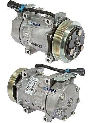 Peterbilt Kenworth Sanden Type 4039 4731 4424 AC Compressor W// Clutch