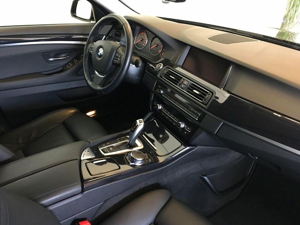 BMW 530d 3,0 Touring xDrive aut. Van Diesel aut. modelår