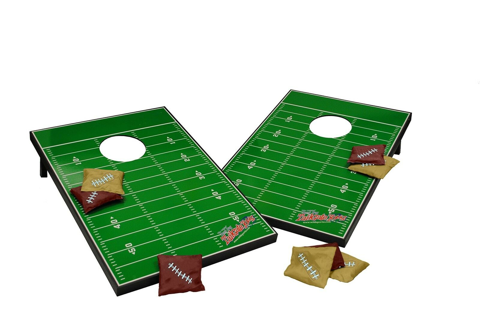 Football Field Toy Toss  Cornhole Bean Bag Set Hole Tailgate Regulation Game  creative products