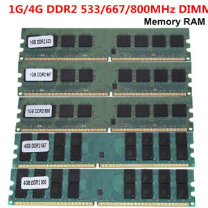 1GB-4GB-Memory-RAM-DDR2-PC2-4200-5300-6400-533-667-800MHZ-240Pin-Desktop-Memory