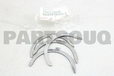 1101166020 Genuine Toyota WASHER SET CRANKSHAFT THRUST 11011-66020