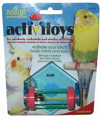 JW Pet Activitoy Tumble Bell  Free Shipping