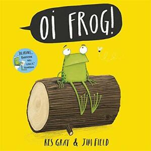 Oi-Frog-by-Field-Jim-Gray-Kes-NEW-Book-FREE-amp-FAST-Delivery-Paperback