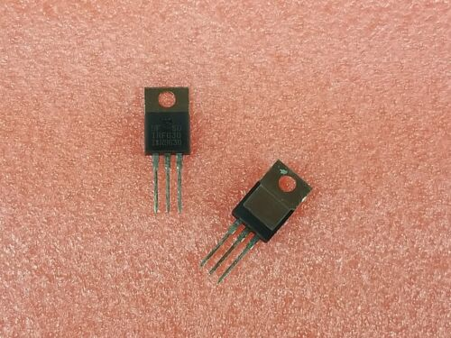 0.4 OHM 200 V TO-220AB N-CHANNEL MOSFET SI 10X IRF630 9 A POWER