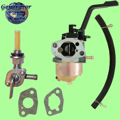 Carroll Stream Carburetor W Right Petcock For CS168 CS168ES Gas Engine EBay