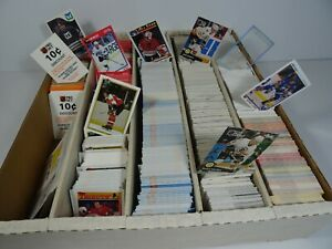 Bulk-Lot-of-1990-91-NHL-USA-Ice-Hockey-Trading-Cards-Upper-Deck-Pro-Set-Topps-Sc