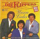 DIE FLIPPERS - UNSERE LIEDER / CD (CLUB EDITION) - TOP-ZUSTAND