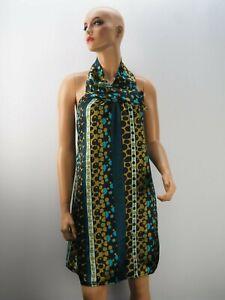 Damen-Damenkleid-Kleid-Partykleid-Cocktailkleid-NEU-Bunt-lavand-Groesse-42-XL