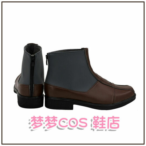 Star Wars The Mandalorian Boots Cosplay Costume Shoes  Halloween