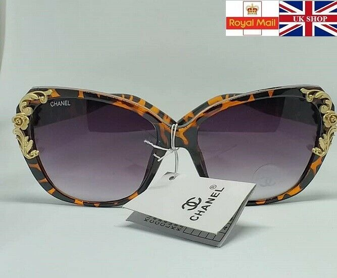 *New* Beautiful Quality Women's Sunglasses Fashion Eye wear Shades Glasses UK