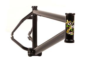 S&M Bikes DTF Marco Plano Negro 21 Bicicleta Bmx Andrew SCHUBERT 21  ATF LTF LAF