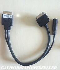 2013 2014 Mercedes CLS550 CLS63 CLA250 iPod iPhone iPad AUX Cable Adapter OEM