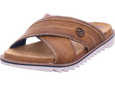 Bugatti Herren Pantolette Sandalen Hausschuhe braun | eBay