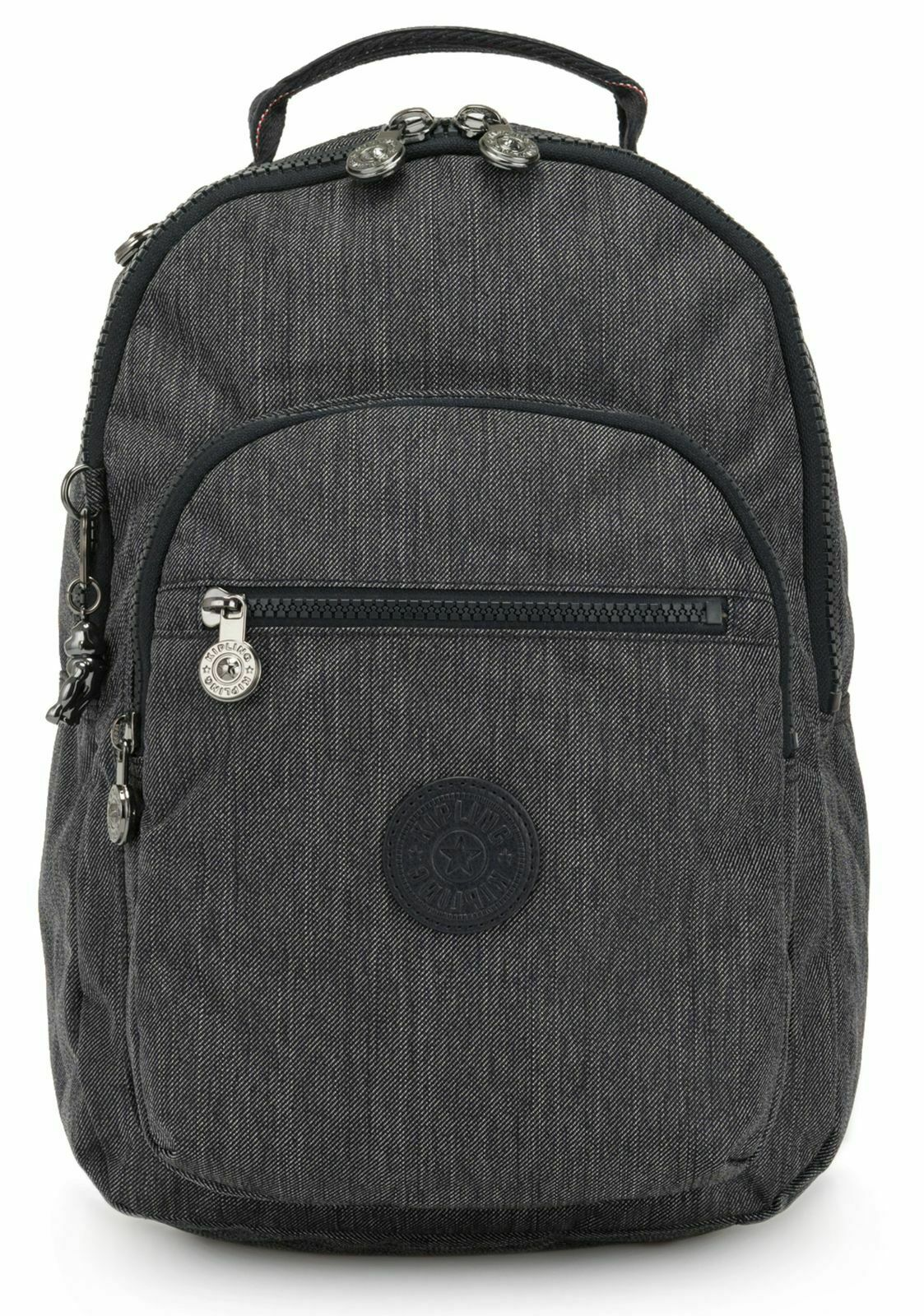 Kipling Clas Seoul S Small Backpack Active Denim