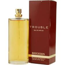 Trouble by Boucheron for Women 2.5 oz Eau de Parfum Spray Recharge/Refill NIB