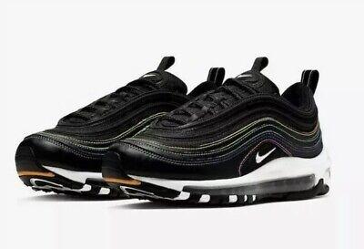 Nike Air Max 97 Shoes Black White