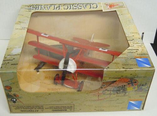 """Aprox 1//32 Nuevo Modelo a Escala i /""""el Rojos Baron /"""" New Ray Fokker Dr"""
