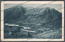 SLOVENIA Slovenija TOLMINO 11 TOLMIN Cartolina viaggiata 1933