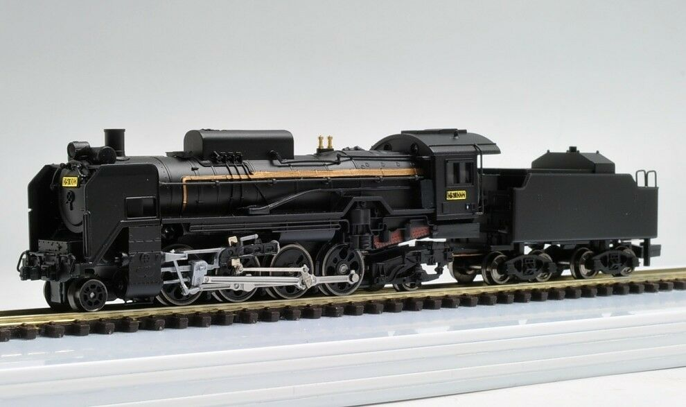 Microace a9529 JNR Steam Locomotive D51, n scale, ships from the USA