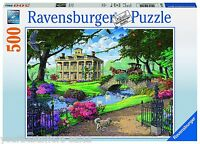 Ravensburger Puzzle 500 Piece Jigsaw Puzzles Colorful Brand Adult Puzzles