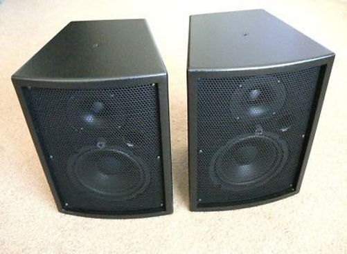 Crate PE6BK 2-Way Configuration Speaker System @ MUSIC OUTLET