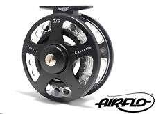 Airflo Classic Cassette Fly Fishing Reel 7/9 with 3 spare spools Ex Demo & Case