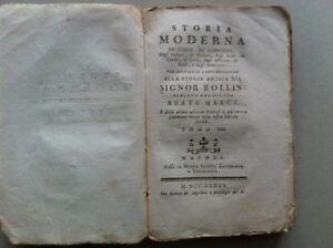 1785-ROLLIN-MARCY-VOL-13-RARA-STORIA-GRECIA-BIZANTINI-FOZIO-MICHELE-PALEOLOGO