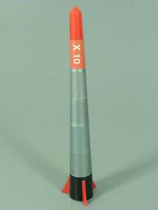 SPIELWELTEN-Weltraum-Superrakete-Galaxy-Spitze-rot