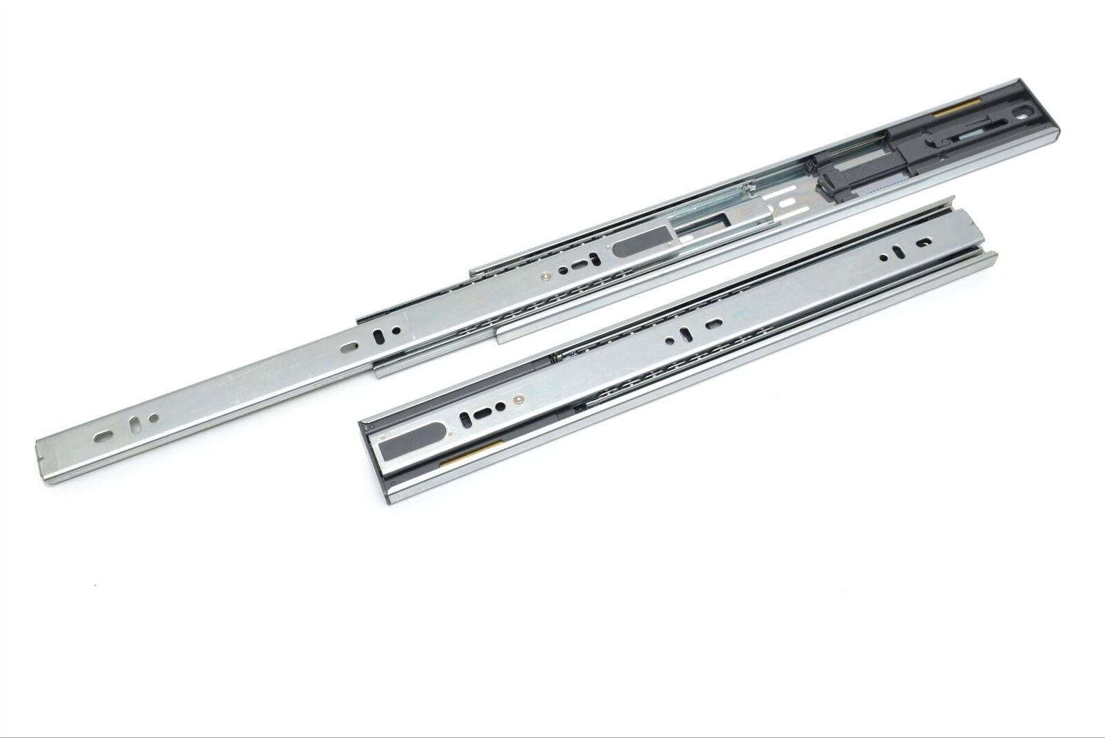 Box of 15 Drawer Runner H45 Push to open 500mm