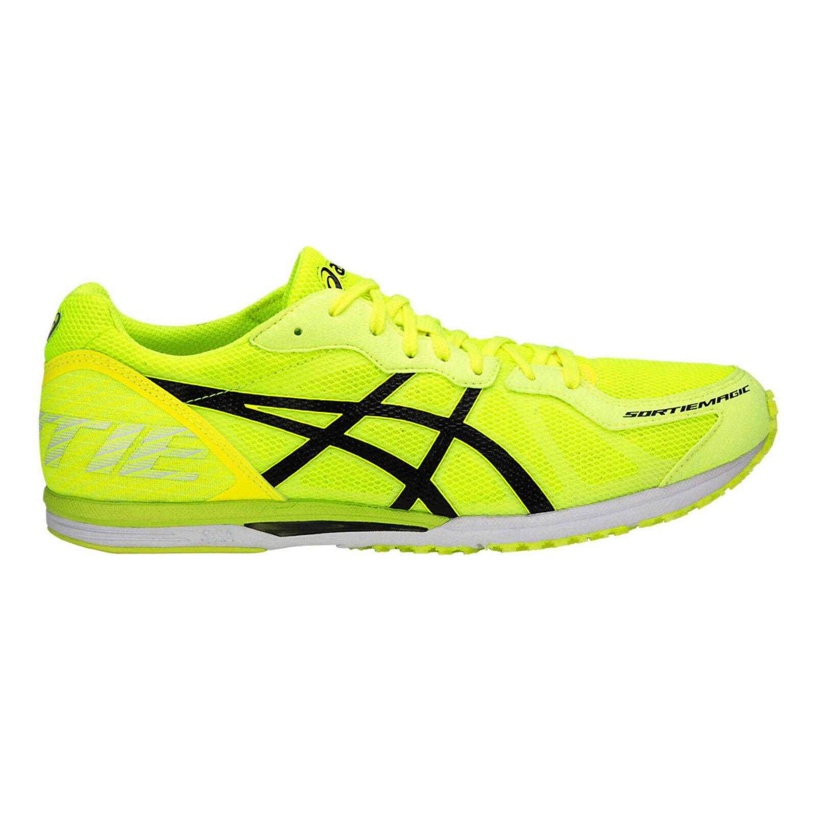 Asics Sortie Magic [TMM467-0790] Men Running Marathon Shoes Volt/Black