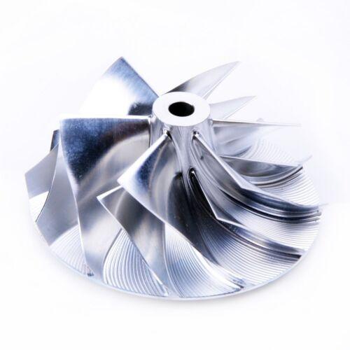6+6 67.8//94 mm Kinugawa Turbo Billet Compressor Wheel Garrett GT4094R Trim 52