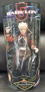 Babylon 5 Lennier Fully Poseable Action Figure 1997 Limited Edition Collector's
