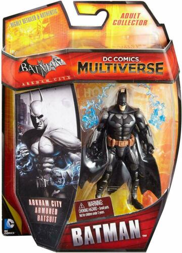 DC Comics Multiverso Arkham Origins BATMAN 3.75 Action figure Mattel Toys