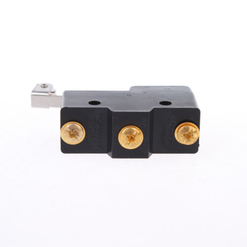 380VAC 220VDC SPDT Long Hinge Roller Lever Momentary Micro Switch Microswitch