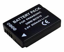 CS Power DMW-BCG10 Li-ion Battery For Panasonic Lumix DMC-ZS3 DMC-ZS1 DMC-TZ7K